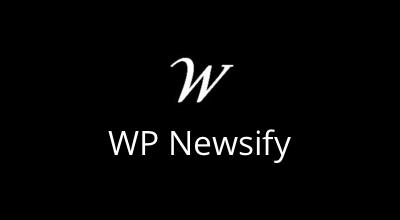 WPNewsify