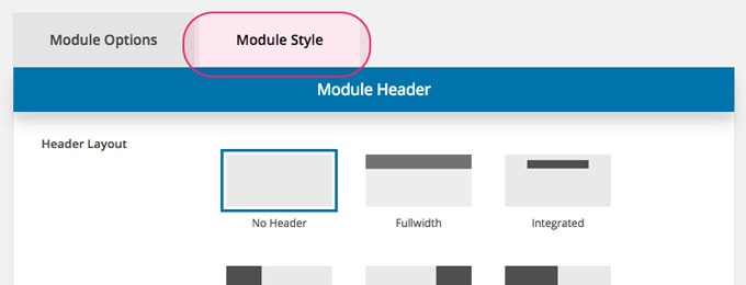Module Style
