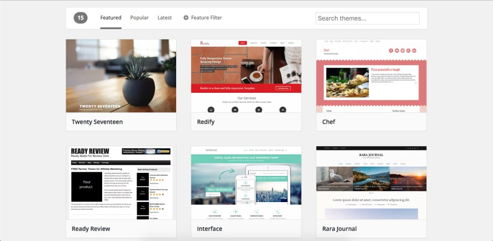 How To Choose The Right Wordpress Theme For Your Website Artisan Themes